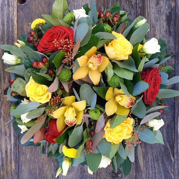 flower arrangement flower delivery Dublin